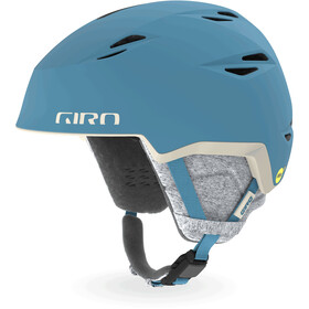 Giro Envi MIPS Helm Dames, matte powder blue